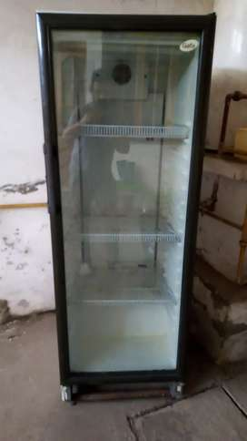 Vendo heladera exibidora 390 litros Gafa frío intenso