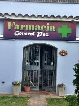 Vendo Fondo de Comercio de Farmacia