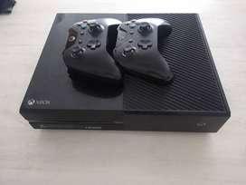 Xbox One más de 60 juegos