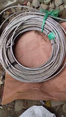 200 metros de Cable Aluminio numero 12