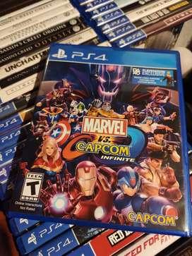 Marvel vs Capcom PS4