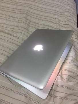 Por urgencia: Macbook Pro 2011