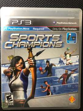 Juego PS3 SPORT CHAMPIONS