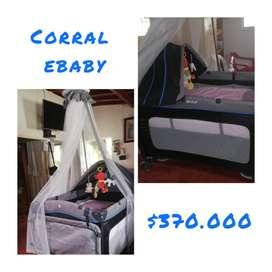 CORRAL EBABY (0-4 AÑOS)