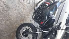 Honda CB twister 125 impecable
