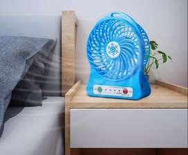 Ventilador Portátil Recargable Usb
