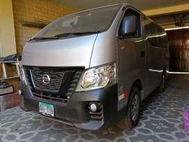 Ocasión remato Nissan Urvan semi nueva