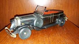 Radio Am Auto Antiguo Lincoln