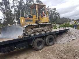 Tractor D5c LGP