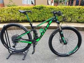 Bicicletas Scott Spark Doble Suspensión