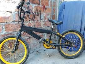 "Bicicleta ""bmx"""