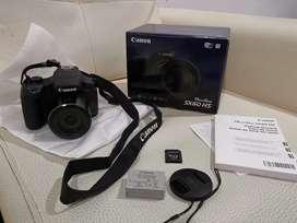Cámara canon Powershot SX60 HS