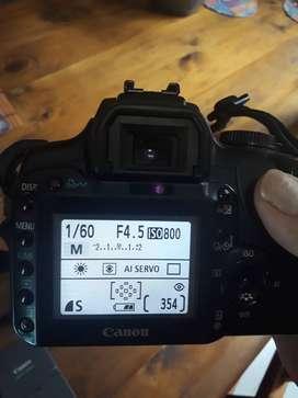 Canon Rebel Eos Xti