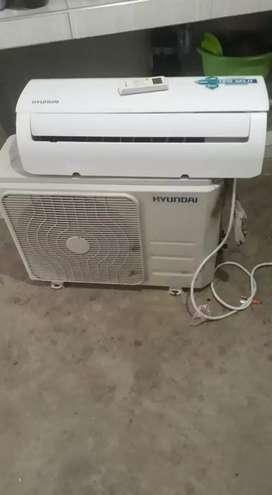 Vendo aire acondicionado 940w hyunday