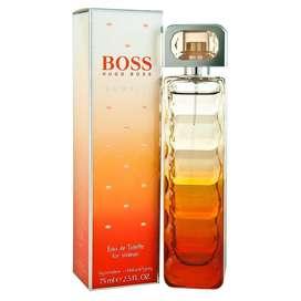 Perfume Boss Orange Sunset de Hugo Boss para Dama 75ml ORIGINAL