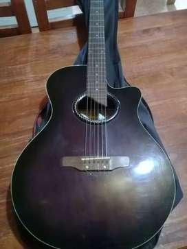 Vendo guitarra Electroacústica Hidden