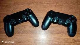 Controles PS4 como nuevos originales