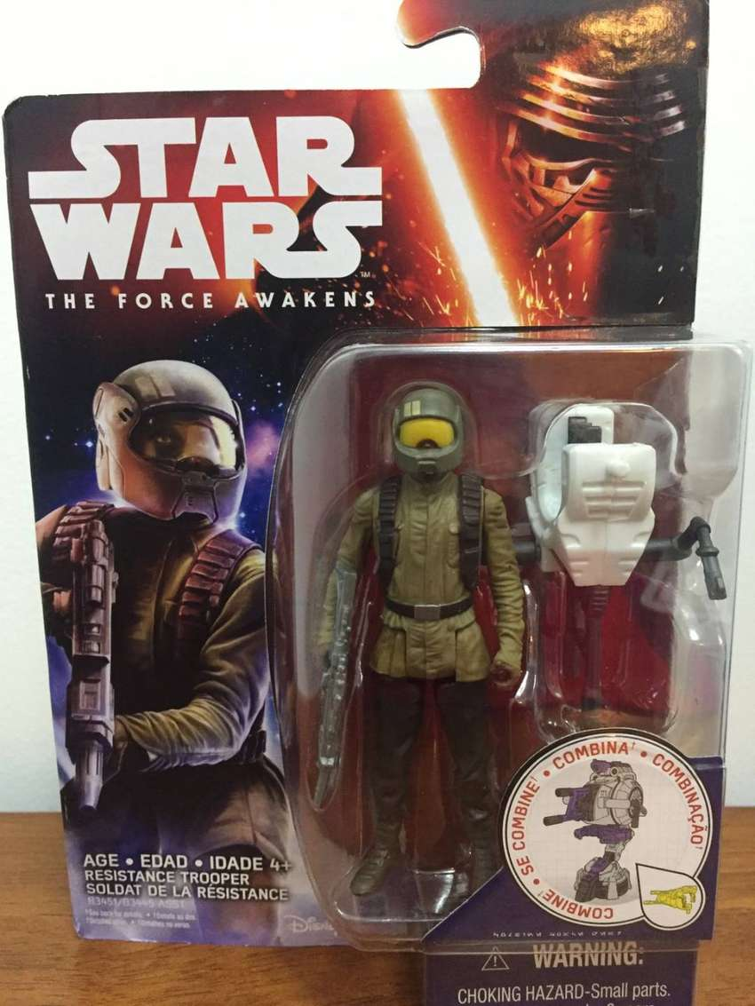 Star Wars The Force Awakens Resistance Trooper 0