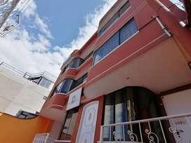 Vendo edificio Parque La Carolina HCJB AXXIS