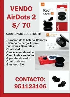 RedmiDots audífonos Bluetooth