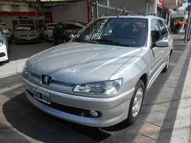 Peugeot 306 XR Break 2.0 HDI año 2001