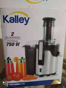 extractor de jugos KALLEY