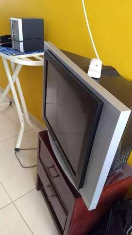 "TV 21"" marca LG"