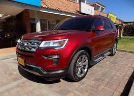 Hermosa Ford Explorer Limited 2260cc At Aa