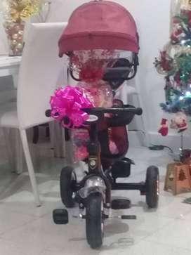 Vendo Coche Triciclo totalmente Nuevo