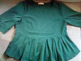 Vendo hermosas blusas para dama talla XL
