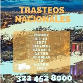 Trasteos Nacionales