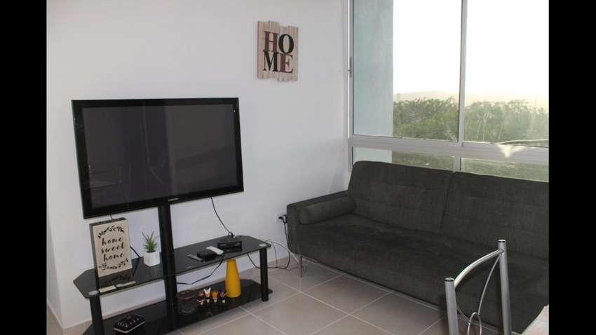 Apartamento en el norte de Barranquilla para ejecutivos totalmente amueblado 0