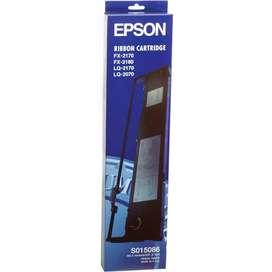 Cinta Epson S015086 - LQ-2070/LQ-2080/LQ-2170/FX-2170/FX-2180