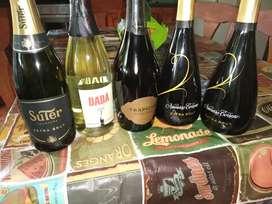 Champagne vendo