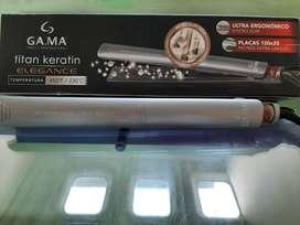 Plancha Gamma profesional