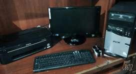 Computador de escritorio pck