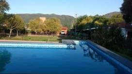 gw42 - Casa para 4 a 6 personas con pileta y cochera en Villa Carlos Paz