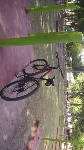 Vendo bicicleta Mountain bike SLP