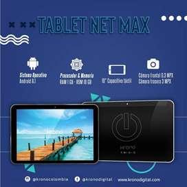 TABLET KRONO NET MAX/ $ 200.000/ BUENOS PRECIOS AL POR MAYOR