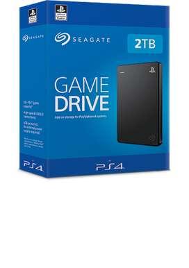 Disco Duro Externo 2tb Seagate Gaming Drive