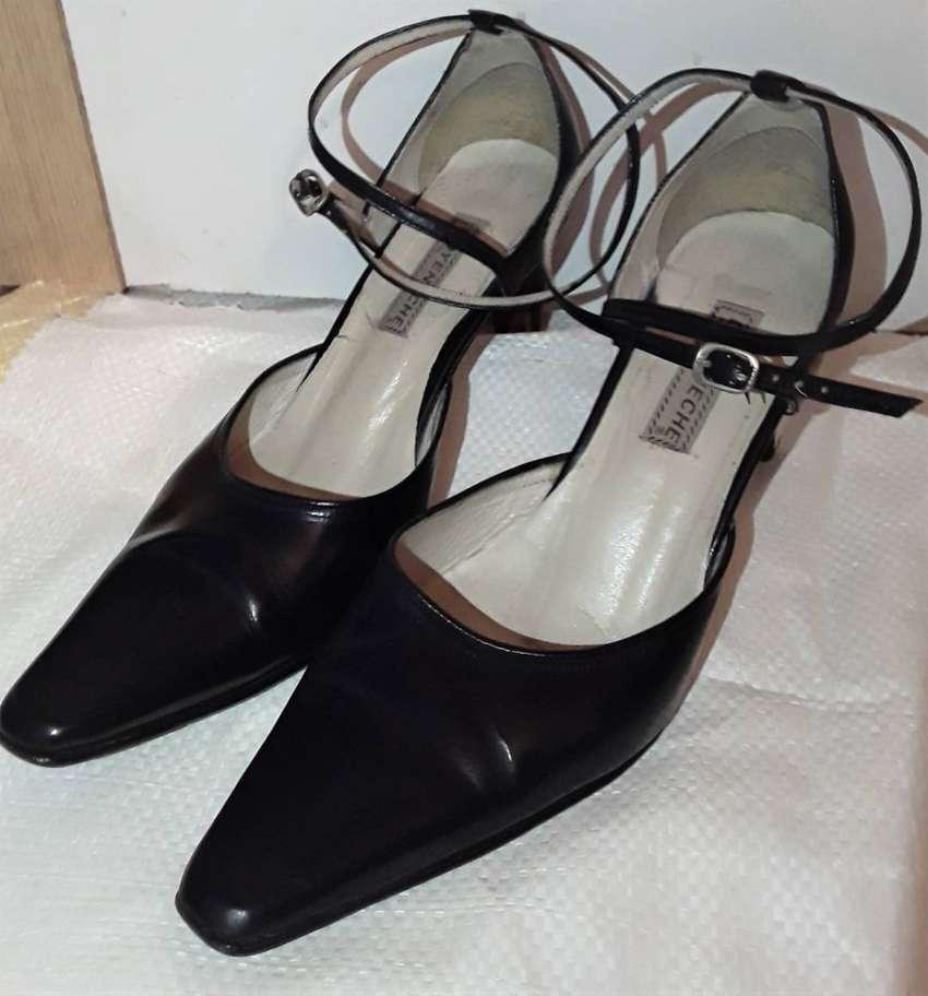 Zapatos Tacón 8 Talla 37
