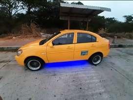 Se vende taxi Hyundai Accent 2010