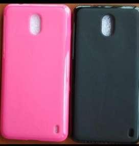 Protector Silicona Nokia 2