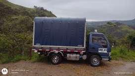 Ofresco camión tipo NHR para trabajo con conductor
