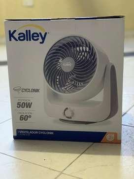 Ventilador kalley cyclonik