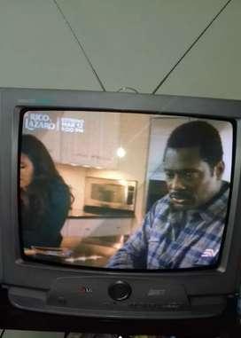 Se vende tv lg de 29 pulgadas en perfecto estado en 90 dolares fijo