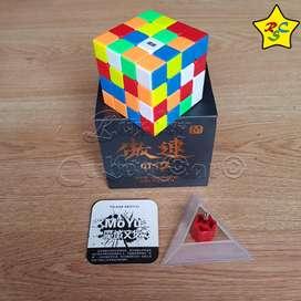 Cubo De Rubik 4x4 Moyu Aosu Gts V2 Magnetico Speedcube