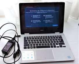 Laptop Dell Core I5 6200 Perfecto estado 2 en 1