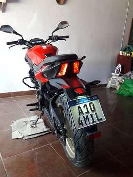 Dominar 400 cc