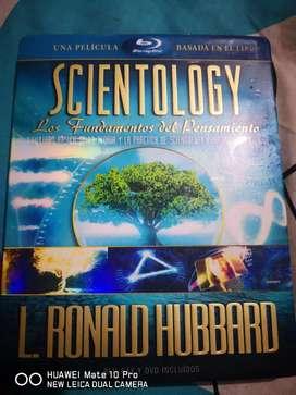 Blu - rey scientology